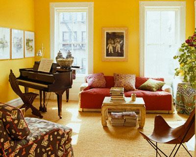 Những tiêu chí chọn màu sơn phù hợp với ngôi nhà