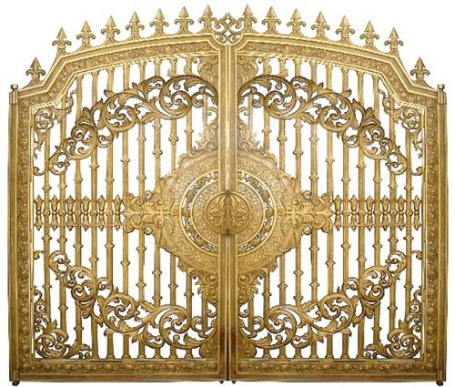 24 hướng cổng nhà tốt theo phong thủy