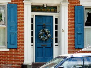Chọn hướng cửa chính cho ngôi nhà