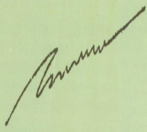 Chữ ký thành đạt theo phong thủy