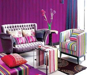 Thêm sắc màu cho phòng khách hợp phong thủy