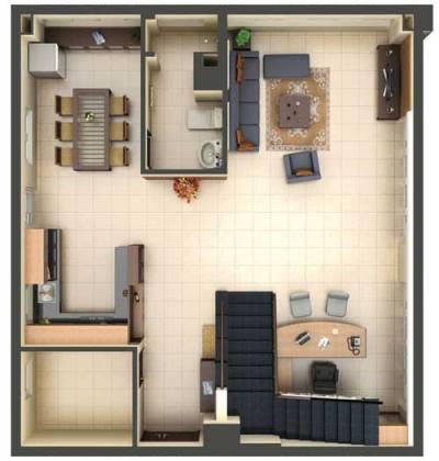 Lựa chọn nhà chung cư theo phong thủy