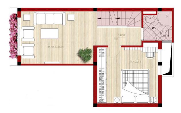Cách hóa giải khí xấu cho căn nhà hình chữ L | ảnh 1
