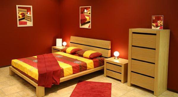 Phong thủy cho phòng ngủ lãng mạn