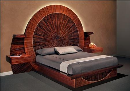 Lựa chọn kiểu giường hợp với mệnh