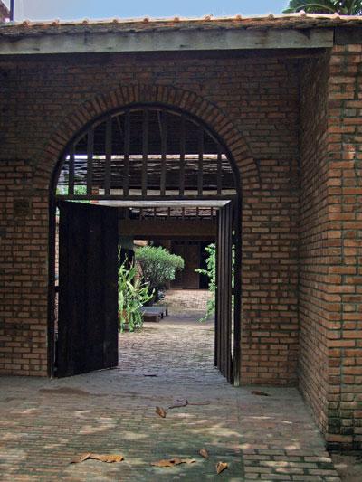 Cổng nhà trong phong thủy | ảnh 1