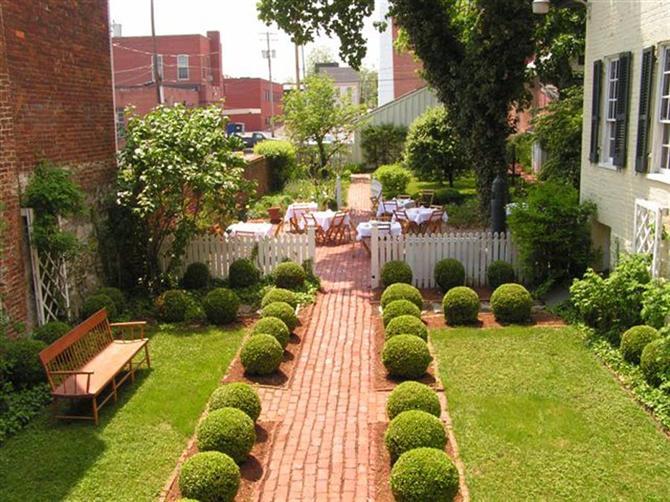 Những yếu tố phong thủy cần quan tâm khi thiết kế khu vườn