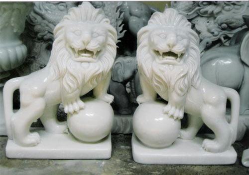 Lưu ý khi trấn yểm sư tử theo phong thủy