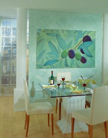 Màu sơn và nội thất cho gia chủ mệnh Mộc | ảnh 2