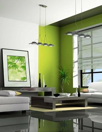 Màu sơn và nội thất cho gia chủ mệnh Mộc | ảnh 3