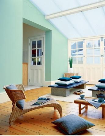 Màu sơn và nội thất cho gia chủ mệnh Mộc | ảnh 4