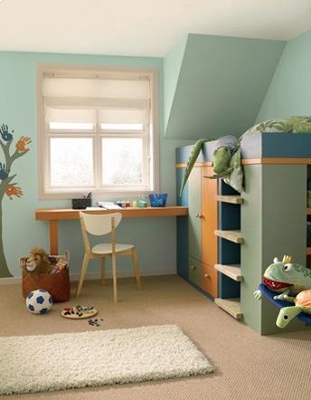 Màu sơn và nội thất cho gia chủ mệnh Mộc | ảnh 7