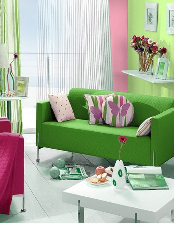 Màu sơn và nội thất cho gia chủ mệnh Mộc | ảnh 8