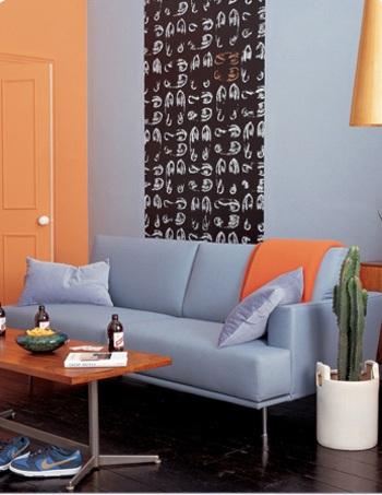 Màu sơn và nội thất cho gia chủ mệnh Thổ | ảnh 3