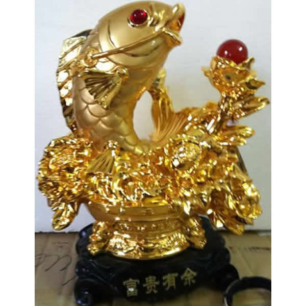 Sự tích Cá Chép nhả Ngọc vượt Vũ Long Môn hóa Rồng