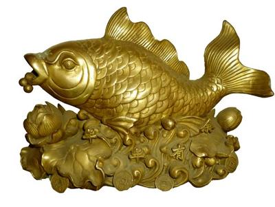 Những vật phẩm phong thủy dùng trong trang trí nhà ngày Tết