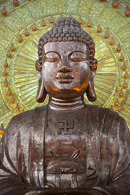 Cách bày trí Tượng Phật tổ  theo phong thủy