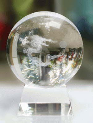 Những bí mật của quả cầu phong thủy | ảnh 2