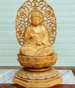 Bài trí tượng Phật trong nhà hợp phong thủy